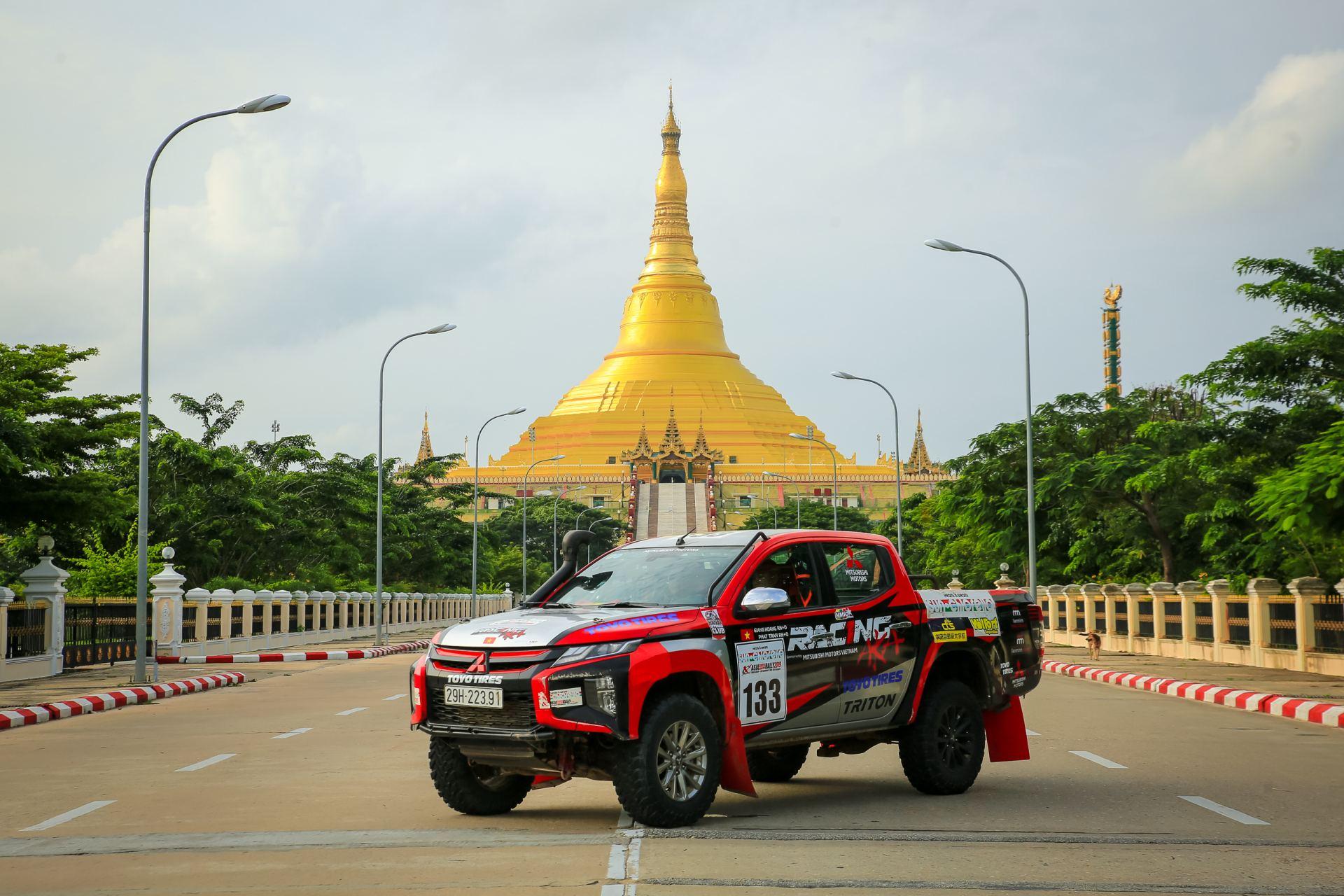 Racing AKA đạt thành tích cao tại giải đua địa hình Asian Cross Country Rally 2019 - 07