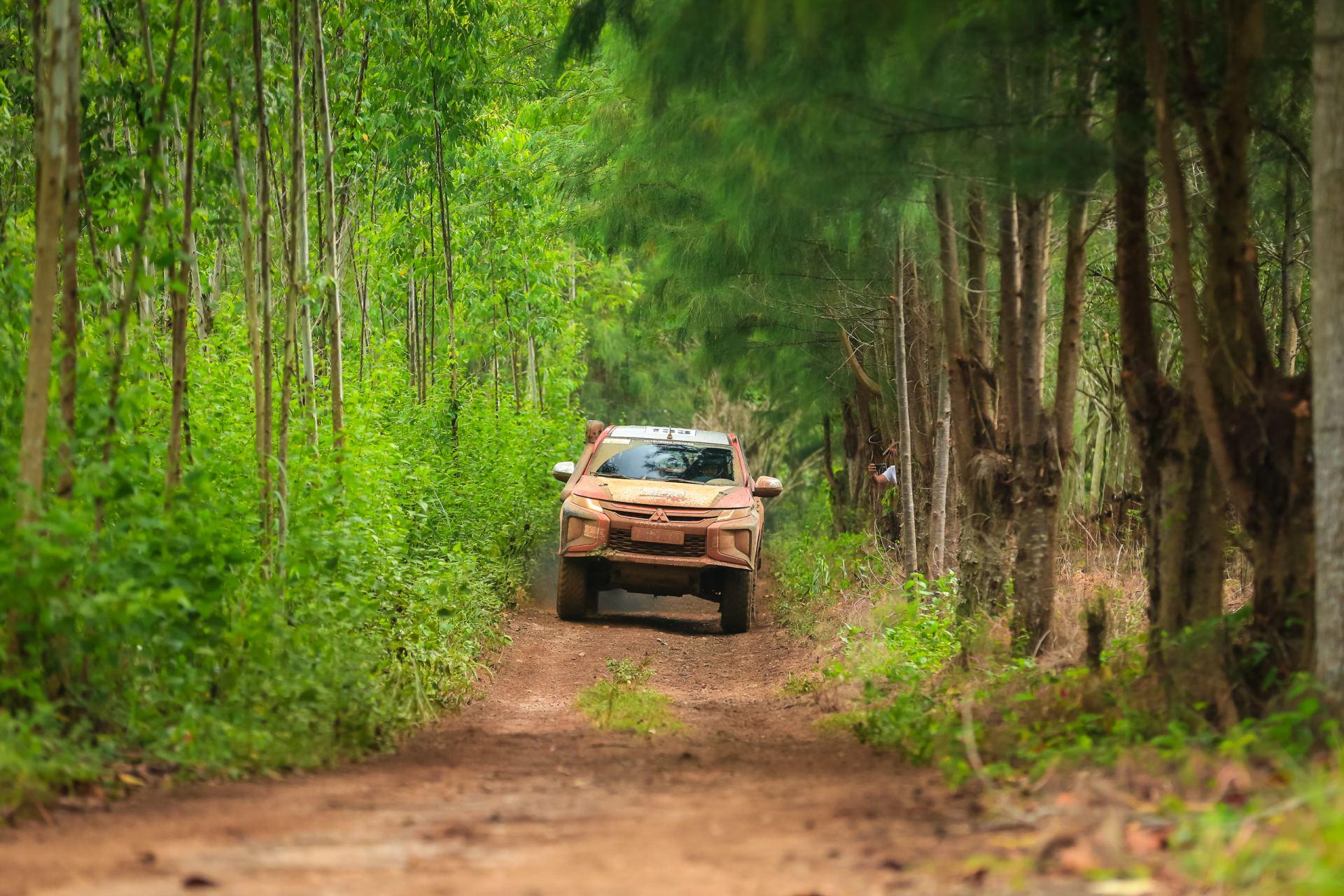Racing AKA đạt thành tích cao tại giải đua địa hình Asian Cross Country Rally 2019 - 09