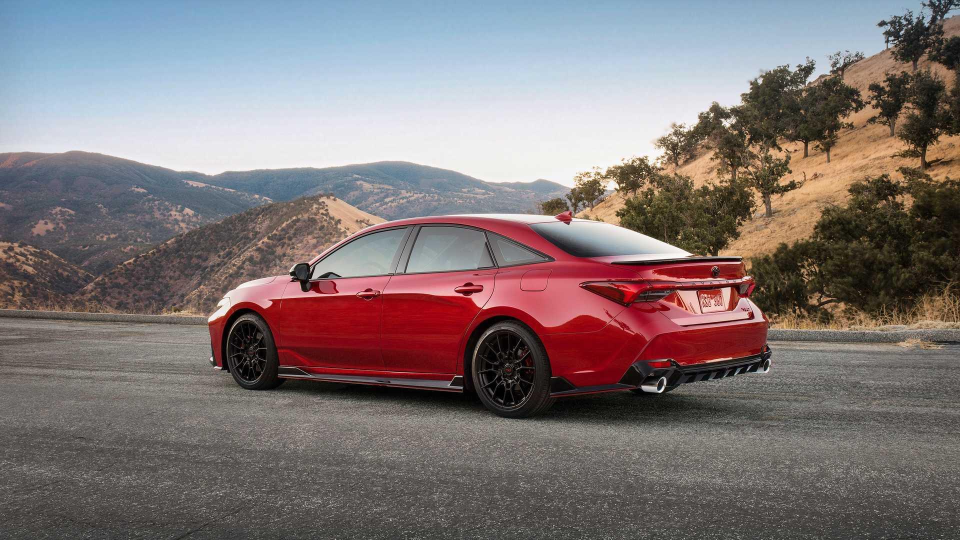 Sedan Toyota Avalon TRD 2020 phiên bản thể thao vừa ra mắt có giá 1 tỉ đồng - 11