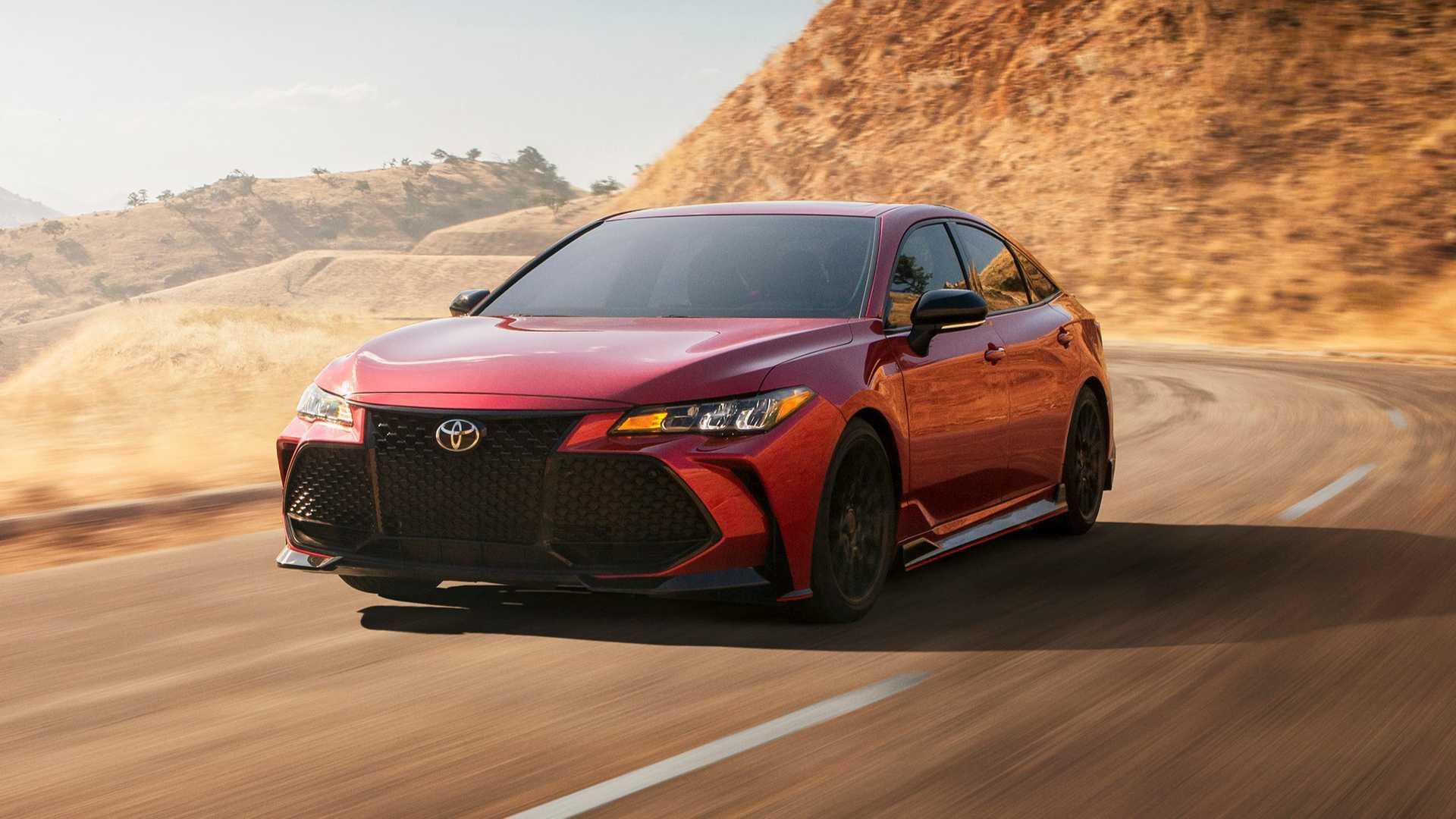 Sedan Toyota Avalon TRD 2020 phiên bản thể thao vừa ra mắt có giá 1 tỉ đồng - 9