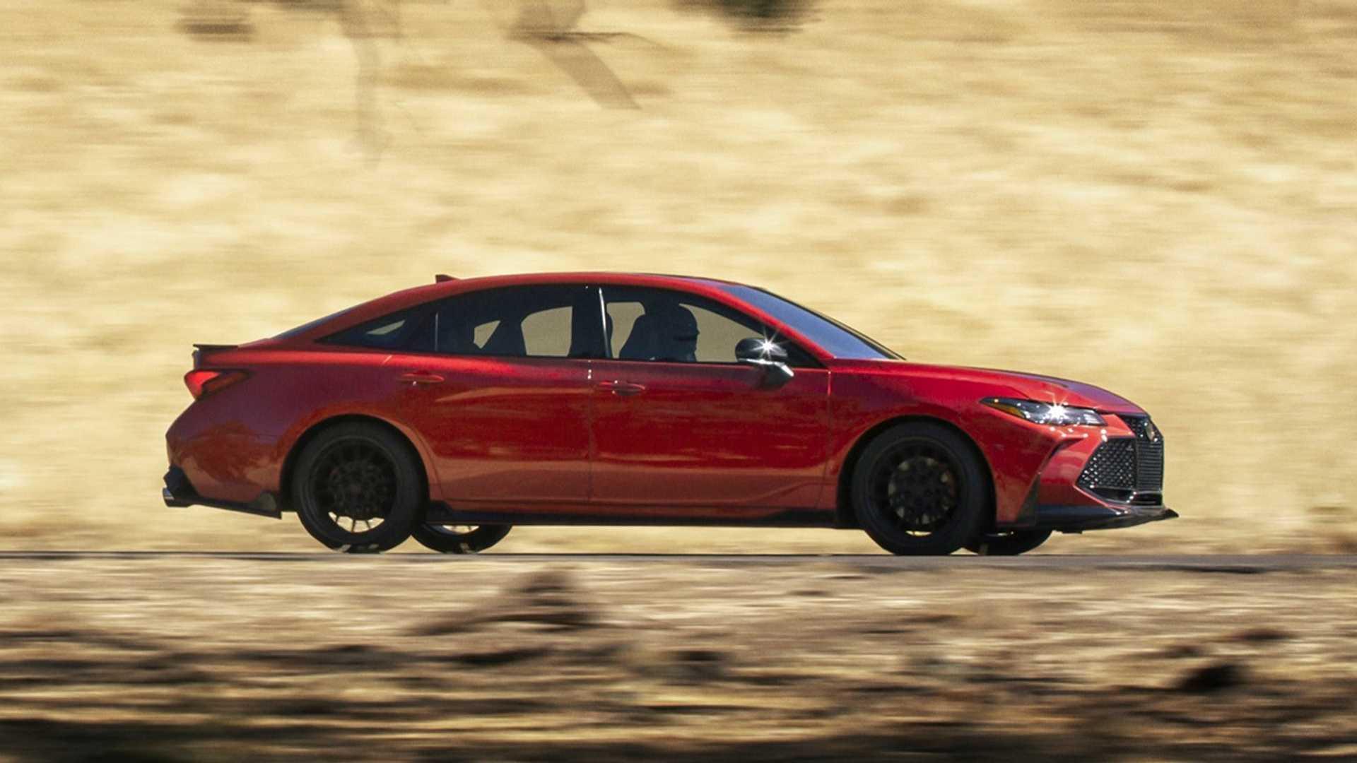 Sedan Toyota Avalon TRD 2020 phiên bản thể thao vừa ra mắt có giá 1 tỉ đồng - 8