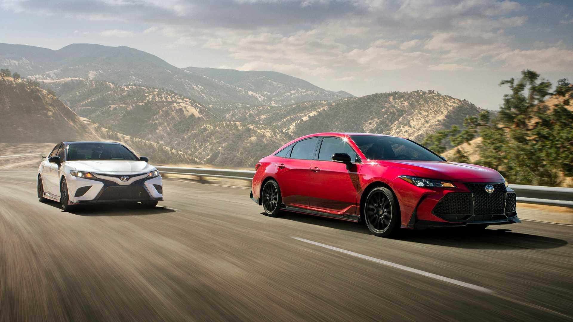 Sedan Toyota Avalon TRD 2020 phiên bản thể thao vừa ra mắt có giá 1 tỉ đồng - 7