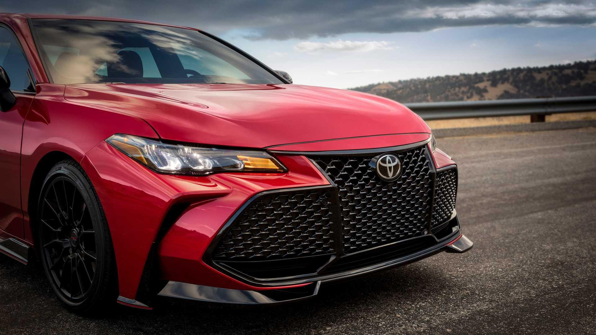 Sedan Toyota Avalon TRD 2020 phiên bản thể thao vừa ra mắt có giá 1 tỉ đồng - 6