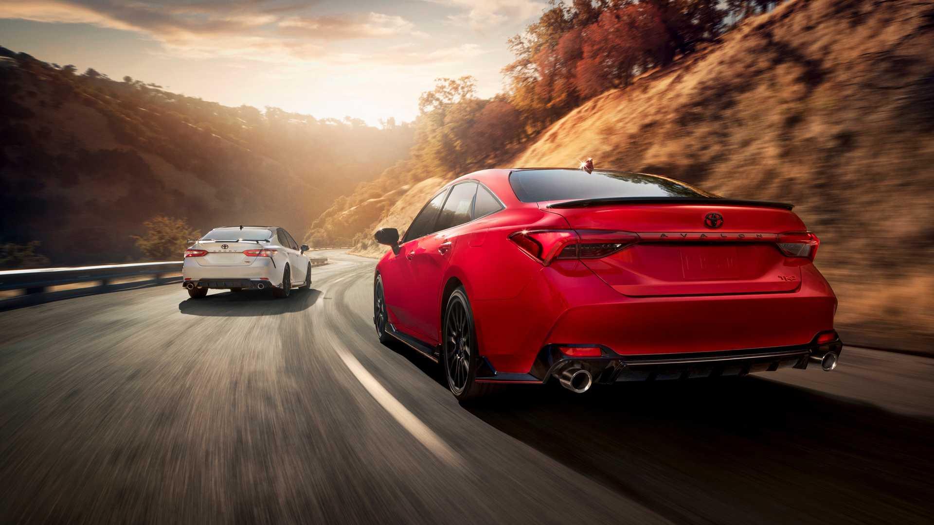 Toyota Camry TRD 2020 sản xuất giới hạn, công bố giá từ 744 triệu - 06