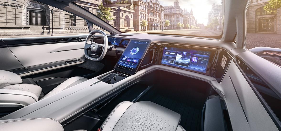 Human Horizons HiPhi 1: tham vọng xe điện Trung Quốc cạnh tranh với Tesla - 3