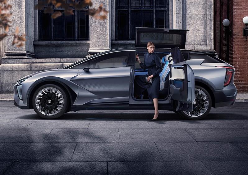 Human Horizons HiPhi 1: tham vọng xe điện Trung Quốc cạnh tranh với Tesla - 7