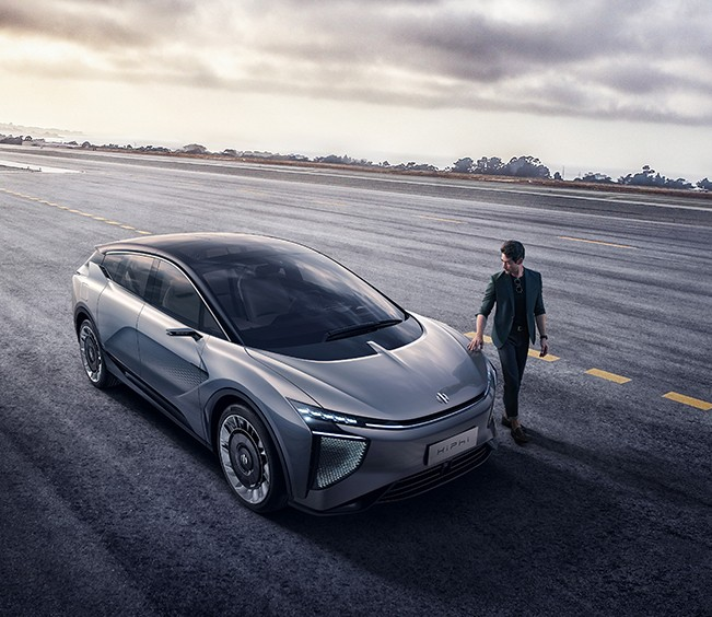 Human Horizons HiPhi 1: tham vọng xe điện Trung Quốc cạnh tranh với Tesla - 8