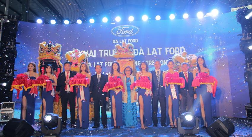 Ford Việt Nam chính thức khai trương đại lý Đà Lạt Ford - 1