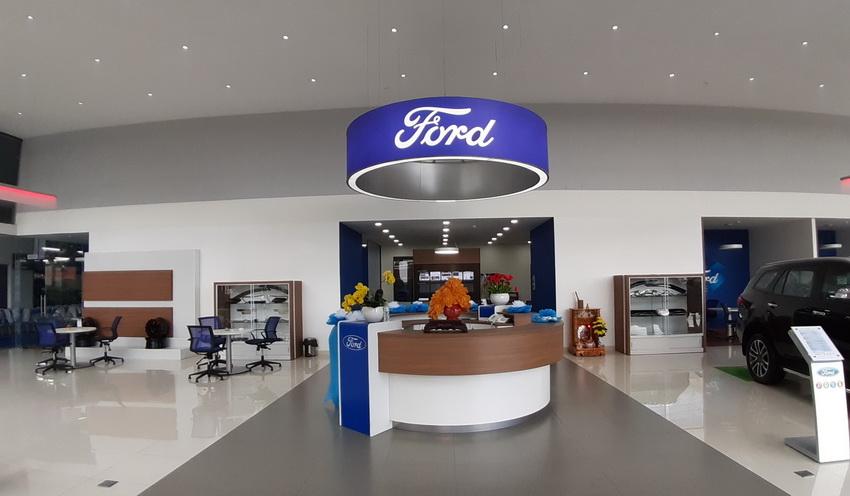 Ford Việt Nam chính thức khai trương đại lý Đà Lạt Ford - 4