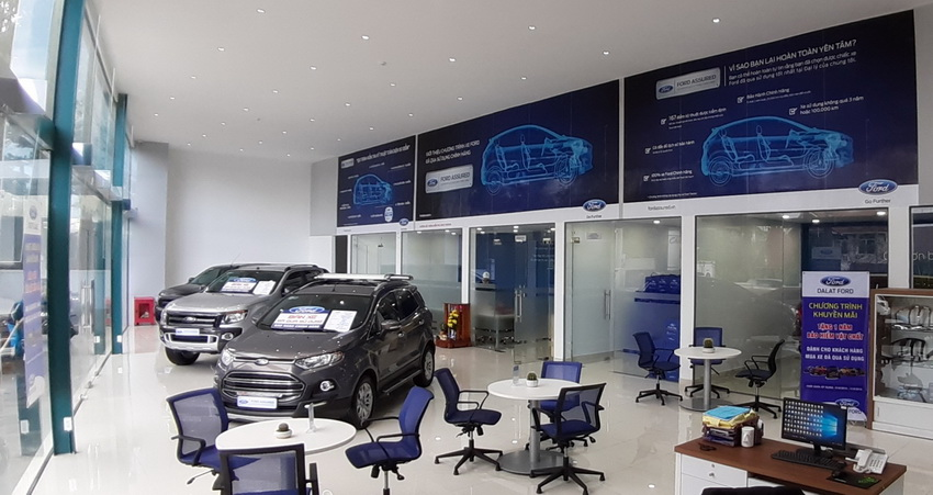 Ford Việt Nam chính thức khai trương đại lý Đà Lạt Ford - 5