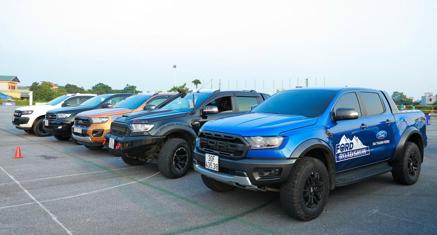 Ford Việt Nam khởi động chương trình lái thử xe Ford Roadshow 2019 - 8