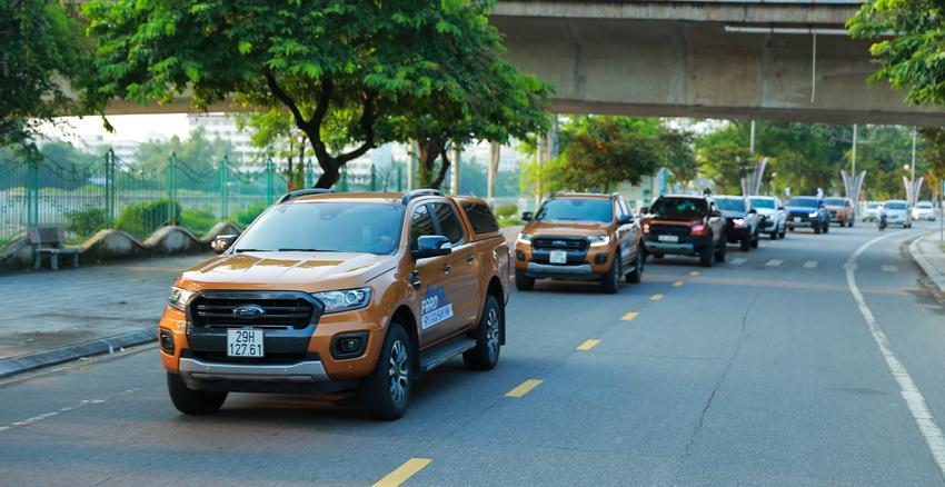 Ford Việt Nam khởi động chương trình lái thử xe Ford Roadshow 2019 - 10