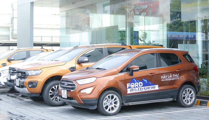 Ford Việt Nam khởi động chương trình lái thử xe Ford Roadshow 2019 - 9