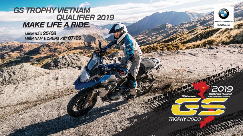 Vòng loại giải GS Trophy tại Việt Nam