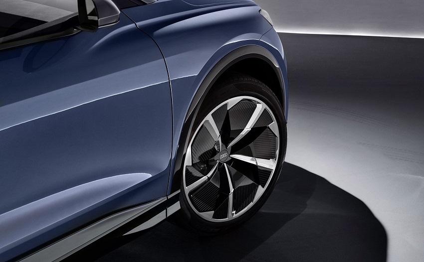 Audi Q4 E-Tron sẽ có đèn pha và đèn hậu tùy chọn cho khách hàng - 5