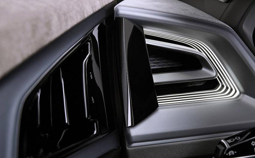 Audi Q4 E-Tron sẽ có đèn pha và đèn hậu tùy chọn cho khách hàng - 6