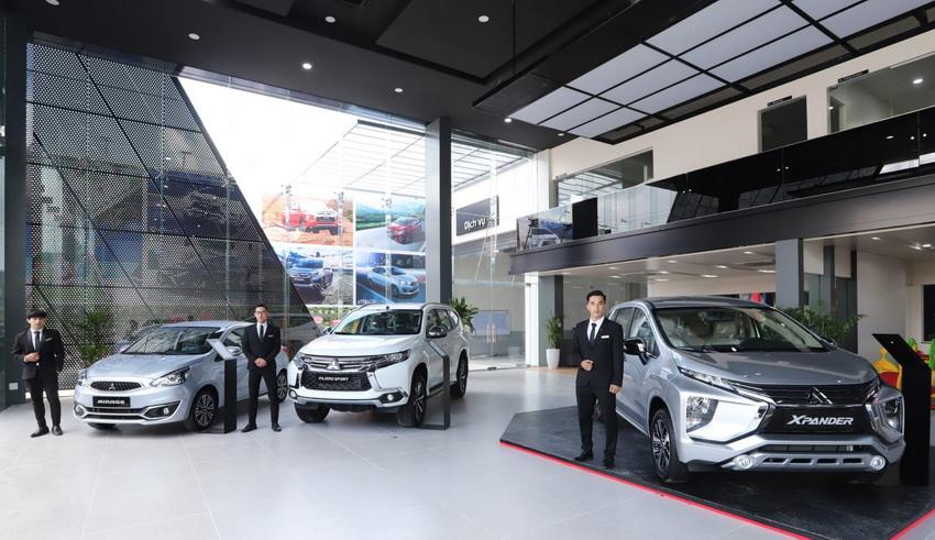 Bảng giá xe Mitsubishi cập nhật mới nhất tháng 8-2019 - 2