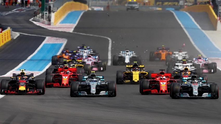 Giải đua xe F1 Singapore Grand Prix 2019