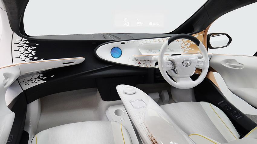 Toyota cung cấp loạt mẫu xe điện cho Thế vận hội Olympic và Paralympic Tokyo 2020 - 4