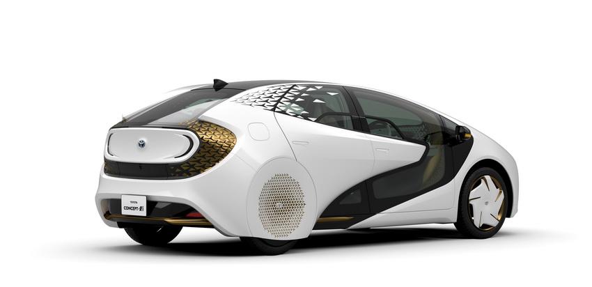 Toyota cung cấp loạt mẫu xe điện cho Thế vận hội Olympic và Paralympic Tokyo 2020 - 8