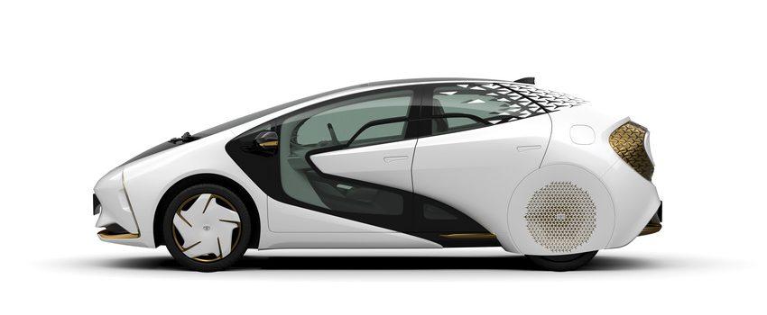 Toyota cung cấp loạt mẫu xe điện cho Thế vận hội Olympic và Paralympic Tokyo 2020 - 7