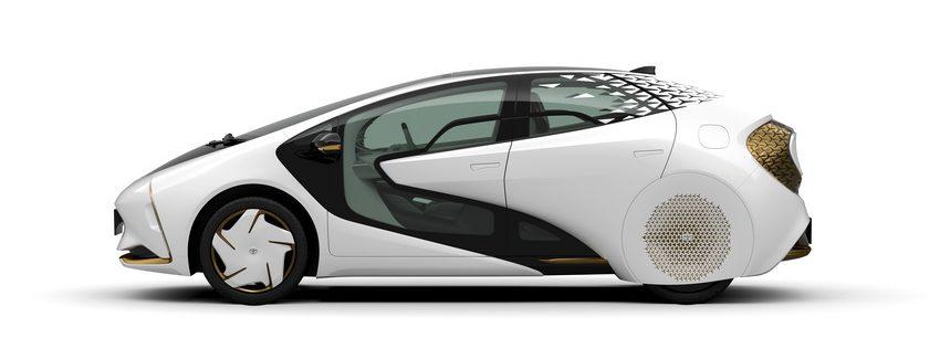 Toyota cung cấp loạt mẫu xe điện cho Thế vận hội Olympic và Paralympic Tokyo 2020 - 9