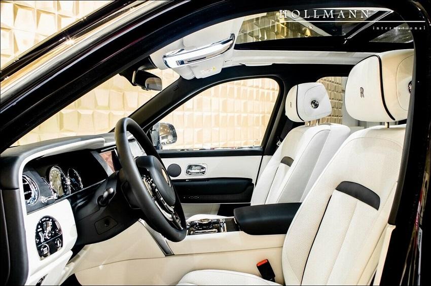 Rolls-Royce Cullinan Billionaire của hãng độ Mansory sẽ có giá 727.000 USD - 10