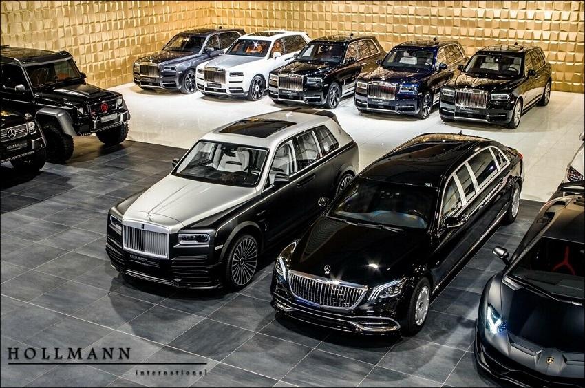 Rolls-Royce Cullinan Billionaire của hãng độ Mansory sẽ có giá 727.000 USD - 18
