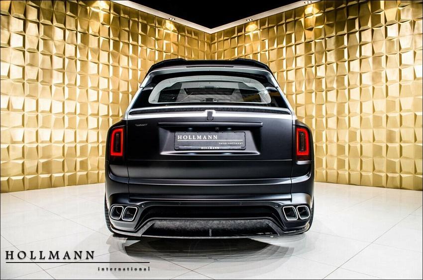 Rolls-Royce Cullinan Billionaire của hãng độ Mansory sẽ có giá 727.000 USD - 6