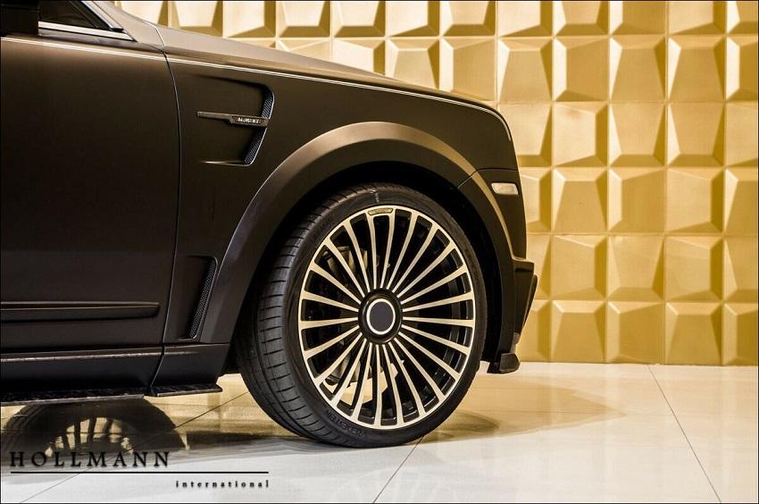 Rolls-Royce Cullinan Billionaire của hãng độ Mansory sẽ có giá 727.000 USD - 7