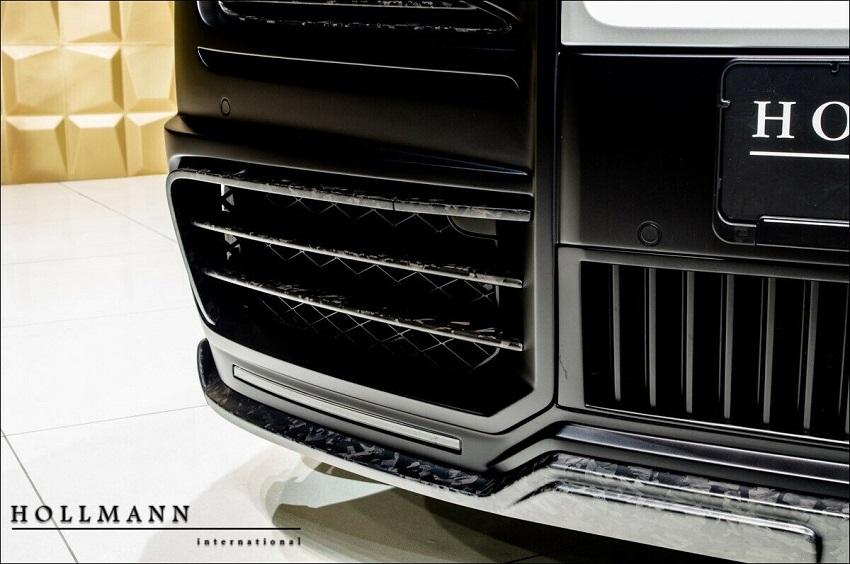 Rolls-Royce Cullinan Billionaire của hãng độ Mansory sẽ có giá 727.000 USD - 9