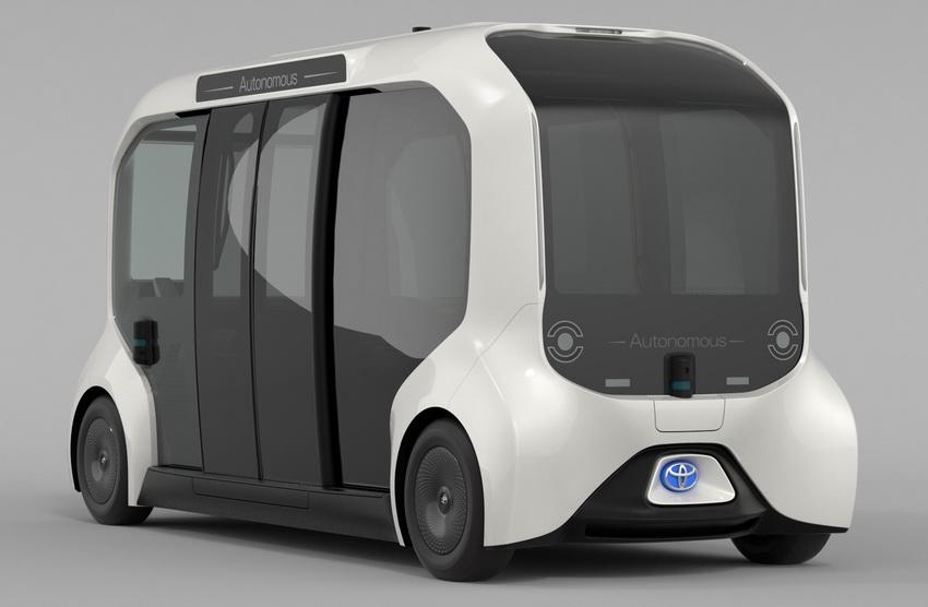 Toyota cung cấp loạt mẫu xe điện cho Thế vận hội Olympic và Paralympic Tokyo 2020 - 13