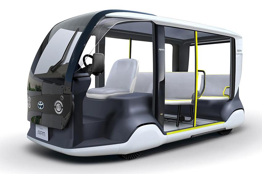 Toyota cung cấp loạt mẫu xe điện cho Thế vận hội Olympic và Paralympic Tokyo 2020 - 2
