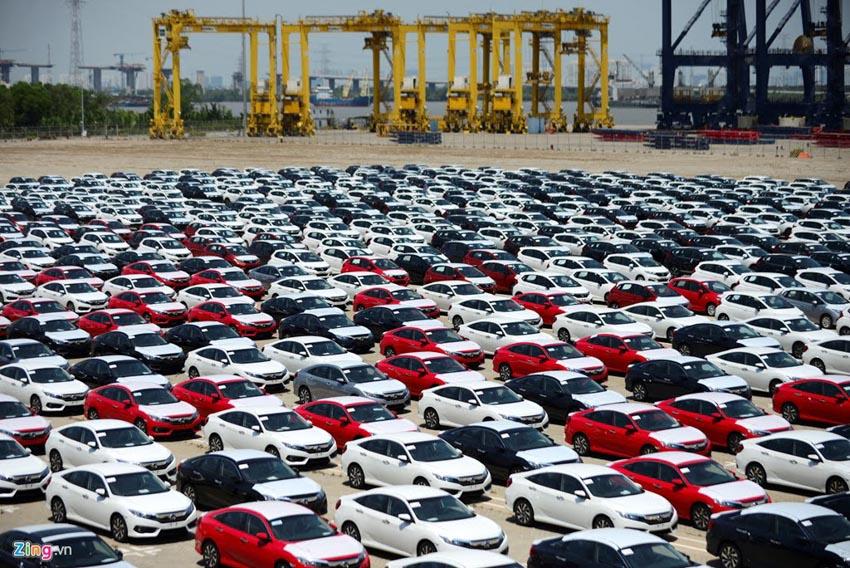 Việt Nam sẽ tiêu thụ 1 triệu xe ô tô vào năm 2025 - 2