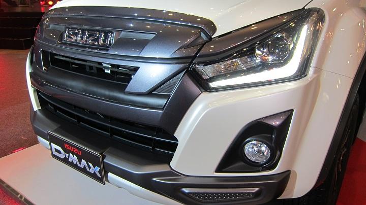 Isuzu D-Max LS-A phiên bản nâng cấp ra mắt, giá từ 585 triệu đồng - 3