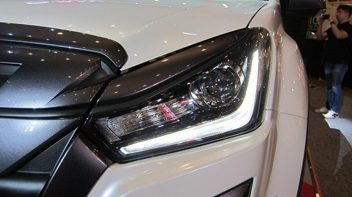 Isuzu D-Max LS-A phiên bản nâng cấp ra mắt, giá từ 585 triệu đồng - 4