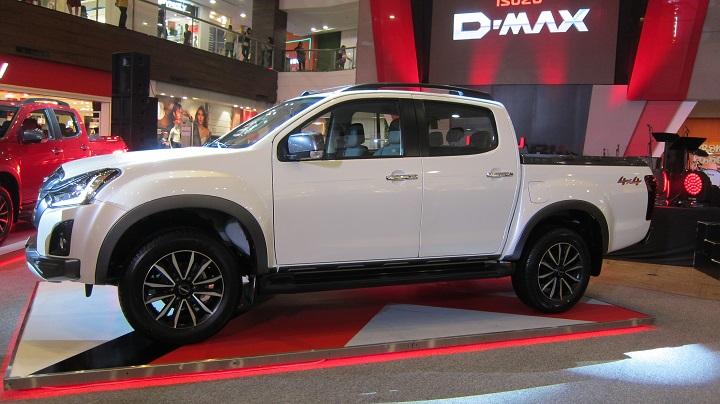 Isuzu D-Max LS-A phiên bản nâng cấp ra mắt, giá từ 585 triệu đồng - 9