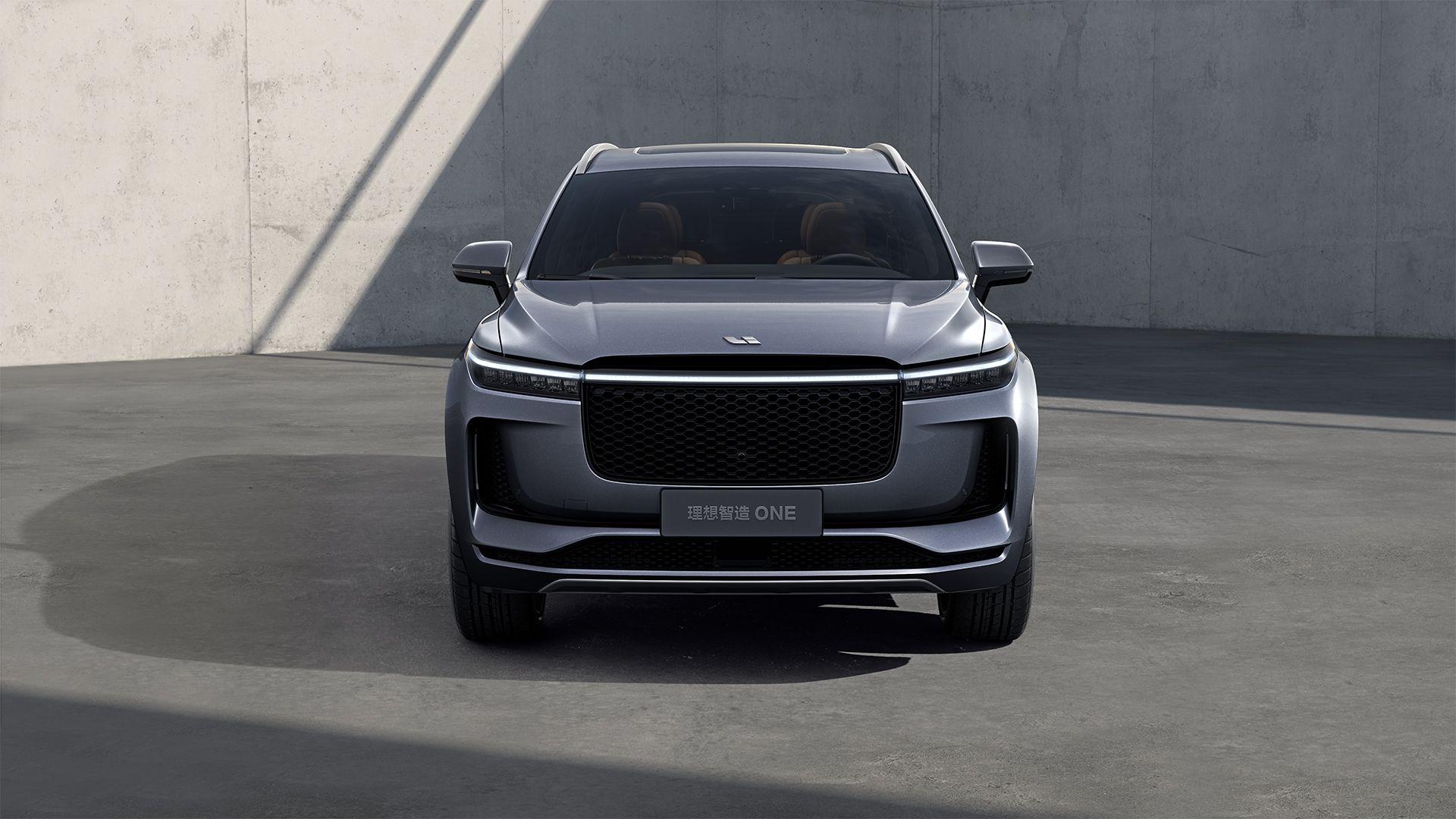 Li Xiang One - SUV Hybrid với công nghệ tự lái Trung Quốc - 1