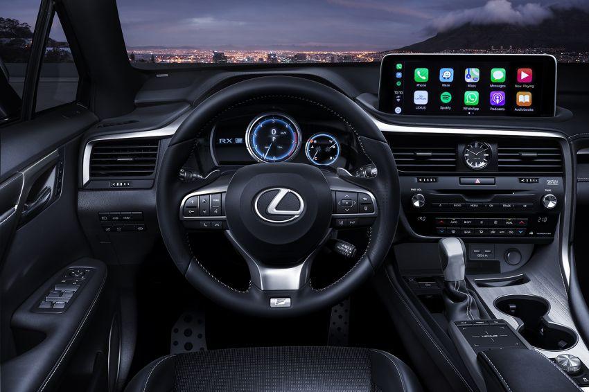 Lexus RX facelift 2020 ra mắt 3 phiên bản tại Malaysia, giá từ 2,23 tỉ đồng-19