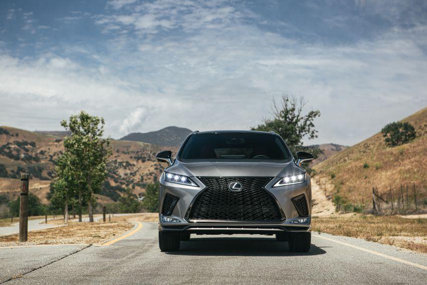 Lexus RX facelift 2020 ra mắt 3 phiên bản tại Malaysia, giá từ 2,23 tỉ đồng-26