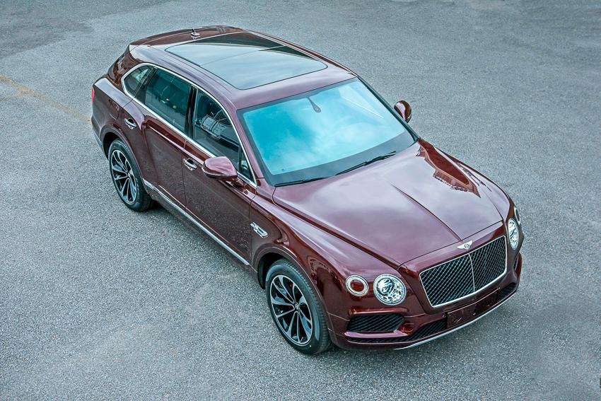 Bentley Bentayga V8 đầu tiên mang dấu ấn cá nhân hoá - 11