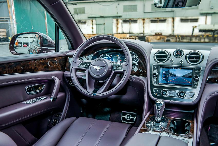 Bentley Bentayga V8 đầu tiên mang dấu ấn cá nhân hoá - 05