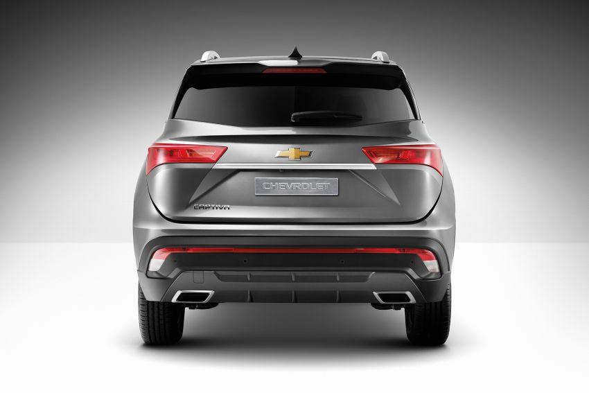 Chevrolet Captiva 2019 ra mắt tại Thái Lan, giá từ 767 triệu đồng - 8