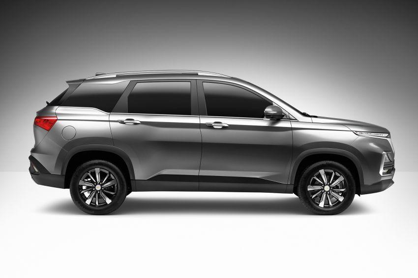 Chevrolet Captiva 2019 ra mắt tại Thái Lan, giá từ 767 triệu đồng - 9