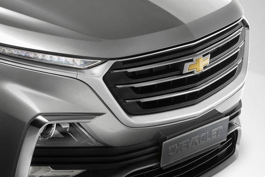 Chevrolet Captiva 2019 ra mắt tại Thái Lan, giá từ 767 triệu đồng - 12