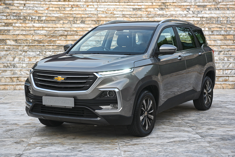 Chevrolet Captiva 2019 ra mắt tại Thái Lan, giá từ 767 triệu đồng - 1