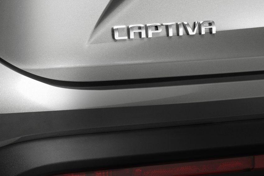 Chevrolet Captiva 2019 ra mắt tại Thái Lan, giá từ 767 triệu đồng - 15