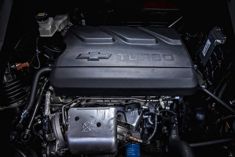 Chevrolet Captiva 2019 ra mắt tại Thái Lan, giá từ 767 triệu đồng - 36