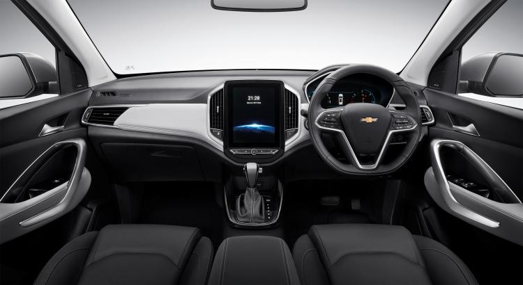 Chevrolet Captiva 2019 ra mắt tại Thái Lan, giá từ 767 triệu đồng - 42