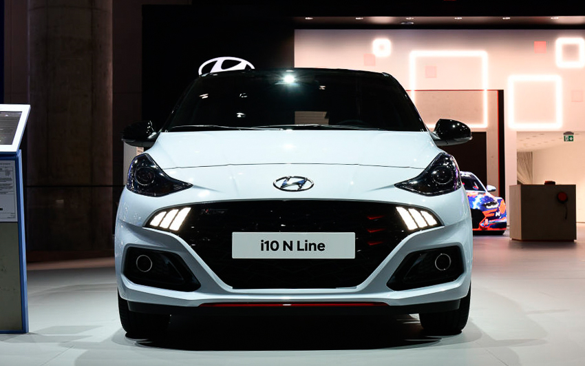 Hyundai i10 N Line 2020 phiên bản thể thao - 19
